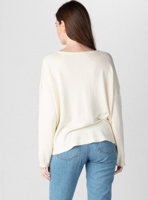 Sweater Calado rombo