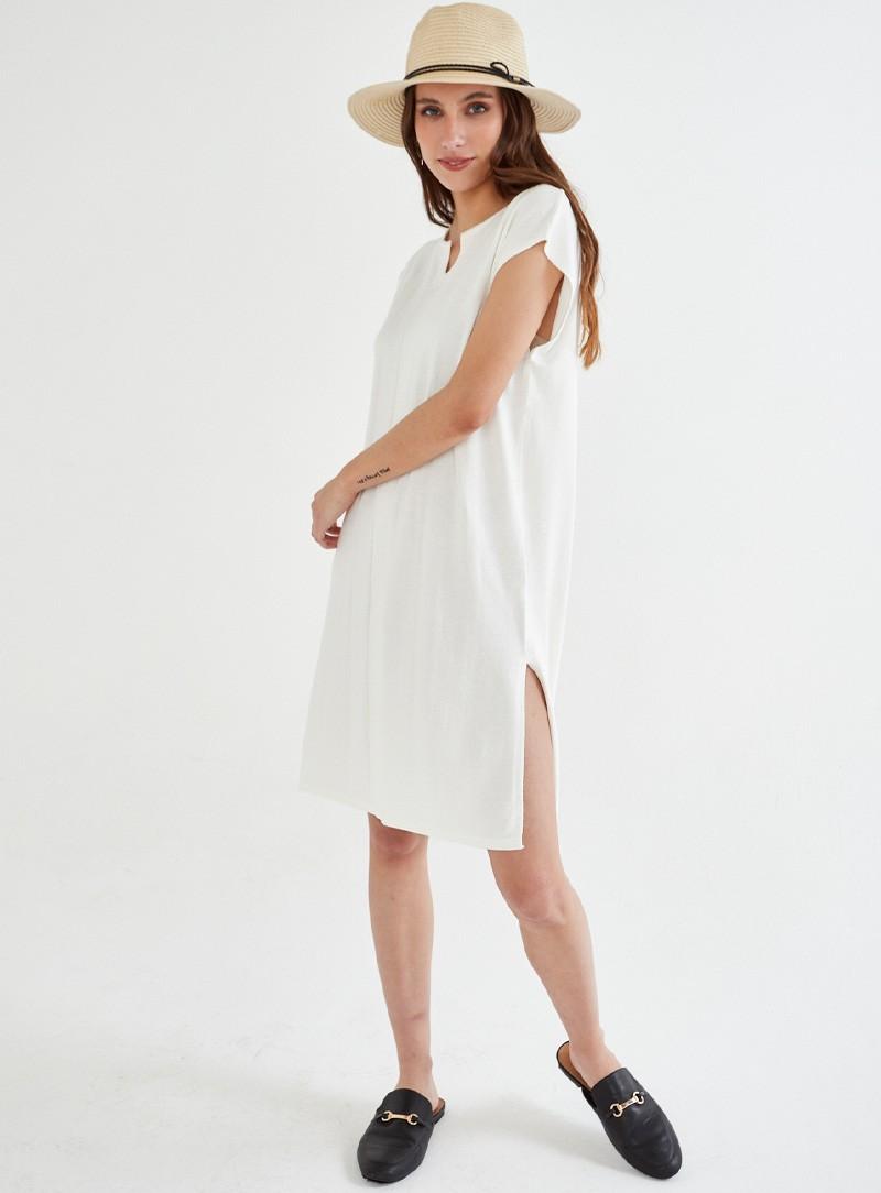 Vestido liso